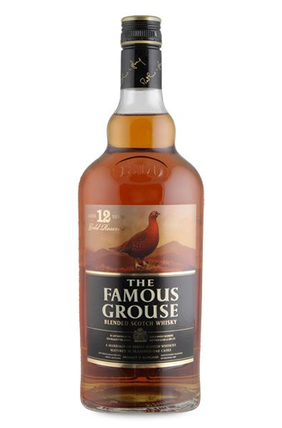 Whisky The Famous Grouse 12 Anos