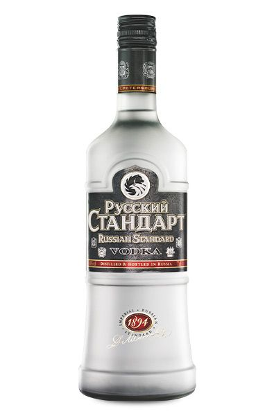 Vodka Russian Standard