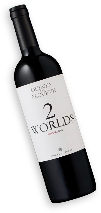 Quinta do Alqueve 2 Worlds Reserva 2008