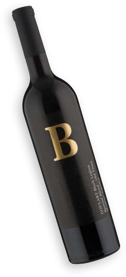 Goulart B Black Legion Special Blend - Old Vines 2010