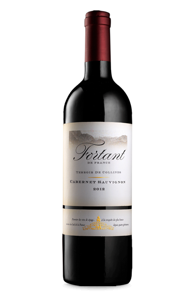 Fortant De France Terroir De Collines Cabernet Sauvignon 2012