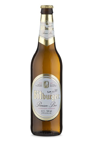 Bitburger Premium - 500ml