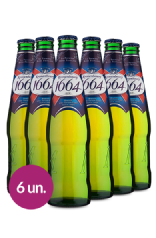 WineBox Cervejas Kronenbourg 1664 330ml - 6 Un