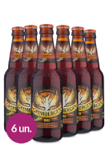 WineBox Cervejas Grimbergen Ambrèe - 330ml - 6 Un
