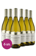 WineBox William Hill Central Coast Chardonnay 2016