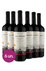 Winebox Las Torres Cabernet Sauvignon Fair Trade