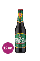 WineBox Devassa Negra 355 ml - 12 Un