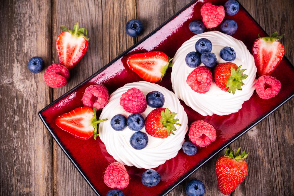 Pavlova de frutas vermelhas | Winepedia
