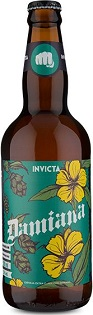 Invicta Bavarian IPA com Flor Damiana