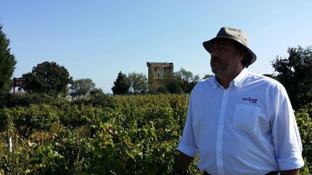 Winehunter em Chateauneuf du Pape