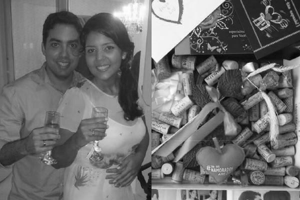 Histórias de amor e vinho