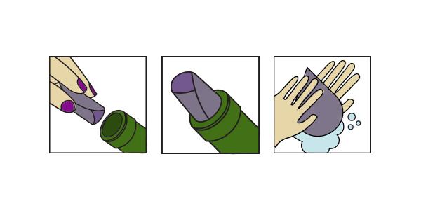 Corta-gotas, acessórios do vinho, como usar o corta-gotas