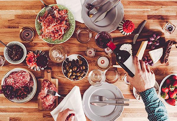 Comida e vinho, harmonização, motivos para gostar de vinho