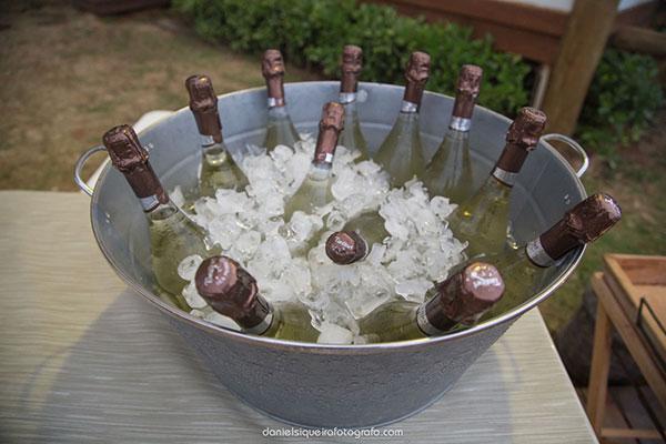 Wine eventos; champanheira; espumantes