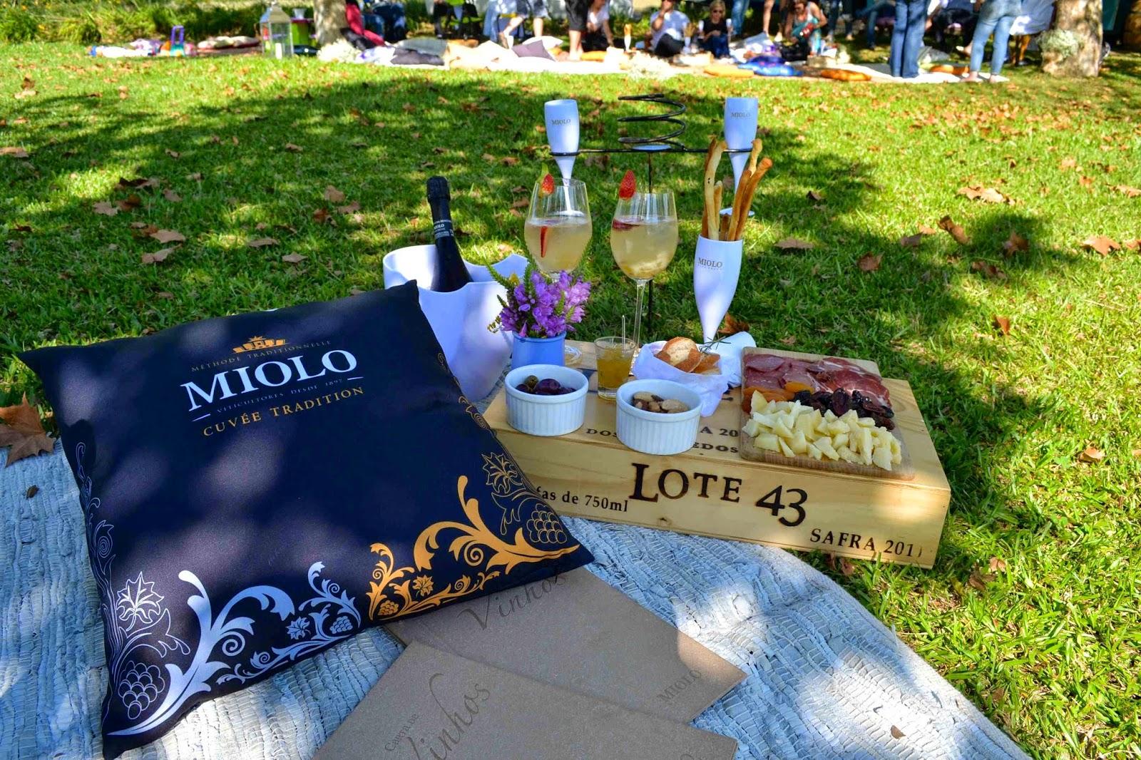 Miolo - Restaurantes em meio a vinhedos