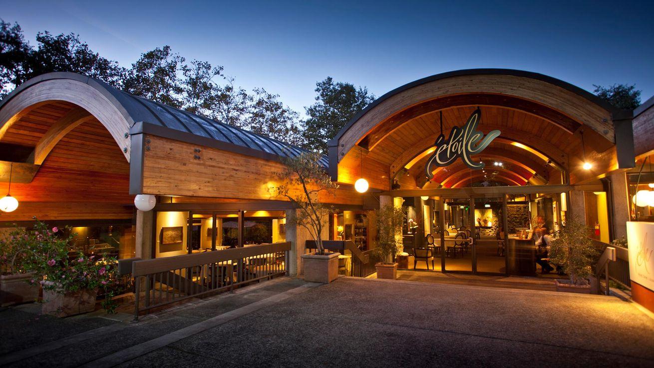 Étoile - Restaurantes em meio a vinhedos