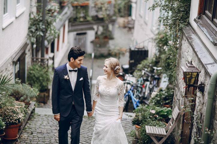 Casamento urbano