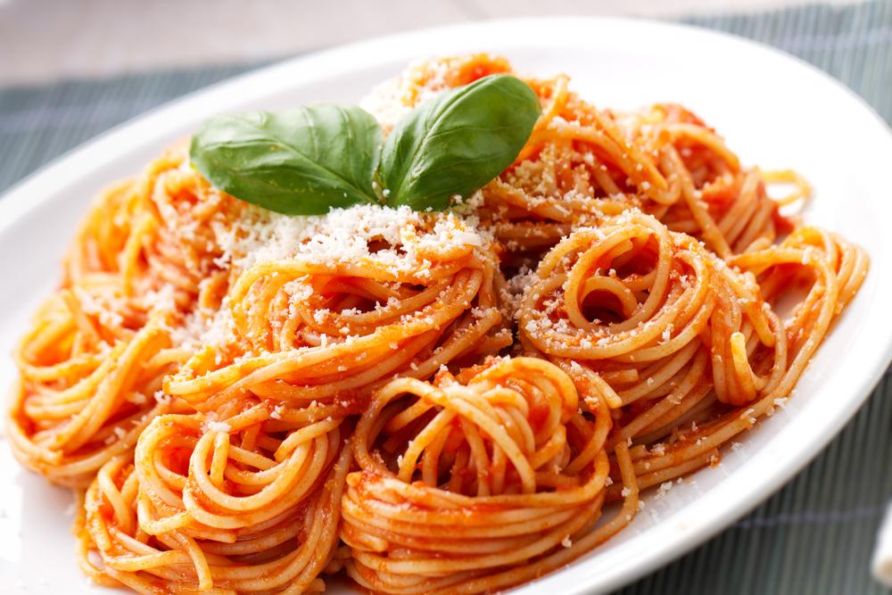 Espaguete ao sugo | Winepedia